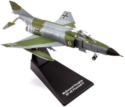McDonnell Douglas RF-4E Phantom II AG 51 'Immelmann' Luftwaffe, 1:100, Editions Atlas