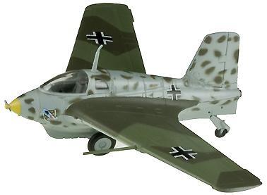 Me. 163 B-1a, JG400, 1:72, Easy Model