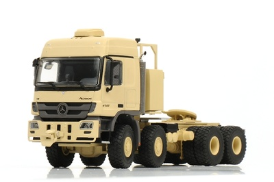 Mercedes Benz Titan 8x8, color arena, 1:50, Wsi Models