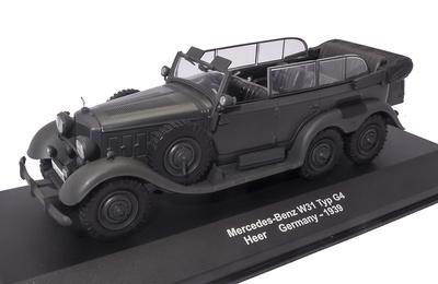 Mercedes Benz w31 Typ G4, Heer, Alemania, 1939, 1:43, Atlas