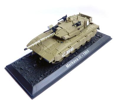 "Merkava III, 188 ""Barak"" Armored Brigade, Israel 1990, 1:72, Altaya"