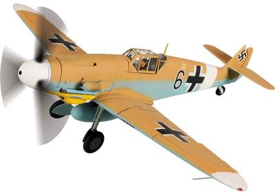 Messerschmitt 109G-2 Black 6 RAF Museum Hendon, 1:32, Corgi