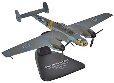Messerschmitt 110G JG 1, Wespen Geschwader, 1943, 1:72, Oxford