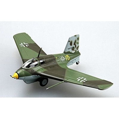 Messerschmitt 163B Komet, Yellow 15, 1:72, Easy Model