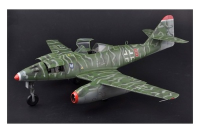 Messerschmitt 262 A-2a 9K+BN, 5./KG (J) 51 Edelweiss, 1944 1:18, Merit