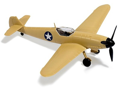"""Messerschmitt BF 109 """"USA-Nordafrika"""", 1:87, Busch"""