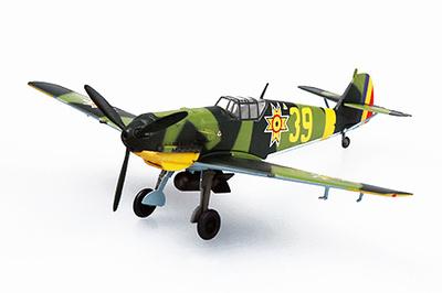 Messerschmitt BF-109E-3, Fuerz Aérea Rumana, 1:72, Easy Model