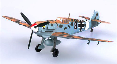 Messerschmitt BF-109E-7/TROP 2/JG27,1:72, Easy Model