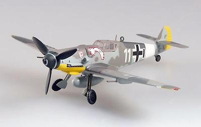 Messerschmitt BF-109G-6 VII. /JG3, Germany, 1944, 1:72, Easy Model