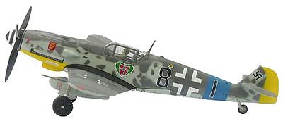 Messerschmitt BF109-G DU 8./JG 54. Luneburg printemps 1944, 1:72, Witty Wings