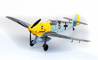 Messerschmitt BF109E, 2/JG52, 1:72, Easy Model