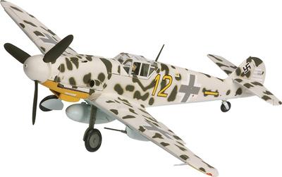Messerschmitt BF109G-2, Yellow 12, Oberleutnant Heinrich Ehrle, Staffelkapitan,  6./JG5,  1:32, Corgi