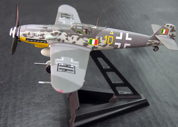 "Messerschmitt BF109G-6, ""ANR 1a Sqn"", 1:72, Witty Wings"