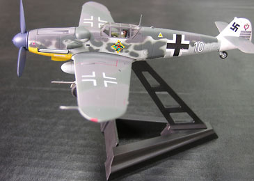 "Messerschmitt BF109G-6, ""GRISLAWSKI"", 1:72, Witty Wings"