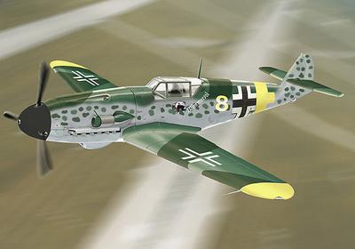 """Messerschmitt Bf-109 6 """"GUSTAV"""", 1:48, Franklin Mint"""