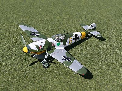 """Messerschmitt Bf 109F-4, """"Russian Front"""", 1:72, Gemini Aces"""