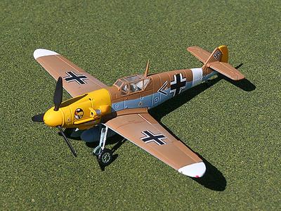 """Messerschmitt Bf 109F-4 """"Eduard Neumann"""", 1:72, Gemini Aces"""