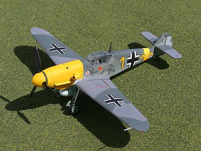 "Messerschmitt Bf 109F-4 ""Hermann Graf"", 1:72, Gemini Aces"