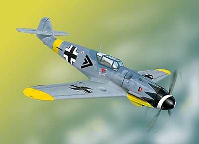 Messerschmitt Bf 109G, Luftwaffe VII/JG 52, Erich Hartmann, 1:48, Franklin Mint