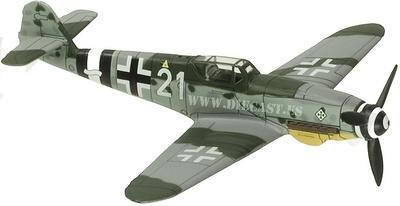 Messerschmitt Bf-109G-10, Alemania 1944, 1:72, Altaya
