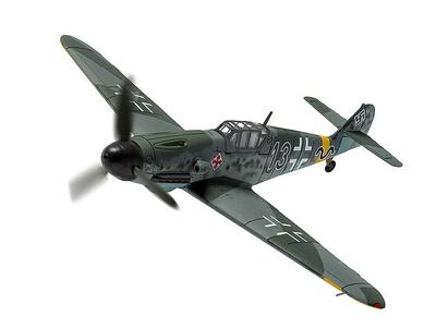 Messerschmitt Bf 109G-2, Oberleutnant Günther Rall, Staffelkapitan 8./JG52, 1:72, Corgi