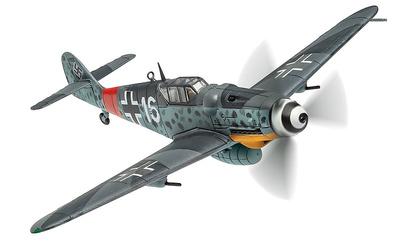 Messerschmitt Bf 109G-6/U2 'White 16', 1./JG301, Julio, 1944., 1:72, Corgi