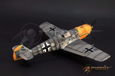 Messerschmitt ME 109 E, Adolf Galland, 1940, 1:18, Merit