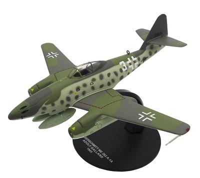 Messerschmitt ME-262 A-1A, pilot Adolf Galland, 1945, 1:72, Atlas