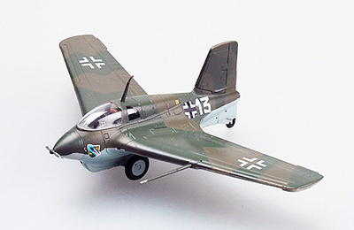 "Messerschmitt Me 163 B-1.a ""White13"" of ll./JG400, 1:72, Easy Model"