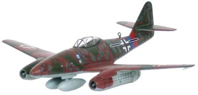 Messerschmitt Me 262 A-1a , 1945, 1:72, Altaya