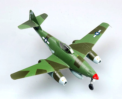 Messerschmitt Me 262A-1a, USAAF, Capturado, 1:72, Easy Models