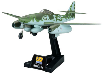 Messerschmitt Me 262A-1a KG44, Adolf Galland, 1945, 1:72, Easy Model