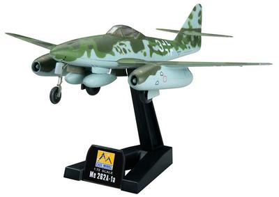 Messerschmitt Me 262A-1a KG44, Adolf Galland, 1945, 1:72, Easy Model