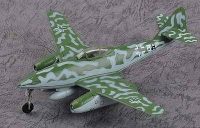 Messerschmitt  Me262 A-2a, B3+BH, 1:72, Easy Model