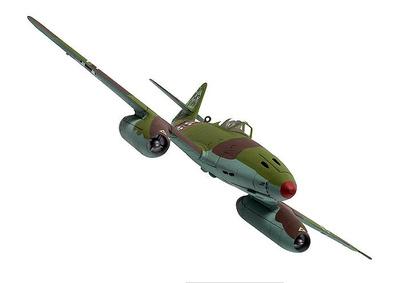 Messerschmitt Me262A-1a, 'Red 7' Plt. Ofz. Franz Gapp, 8./KG6, Podersam, Saaz, Mayo, 1945, 1:72, Corgi