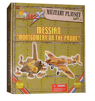 "Messian ""Montgomery on the prowl"", 1:32, 21st Century Toys"