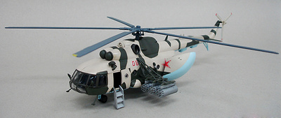 Mi-17, Russian Air Force, 1:72, Witty Wings