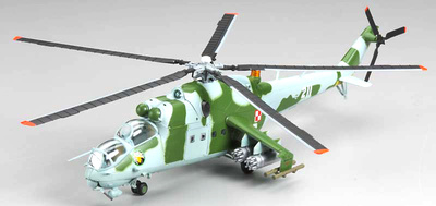 Mi-24, Fuerzas Aéreas Polacas, No. 211, 1:72, Easy Model