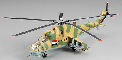 Mi-24 Iraqi Air Force No.119, 1984, 1:72, Easy Model
