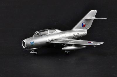 Mig-15 Czechoslovakia Air Force, 1:72, Easy Model