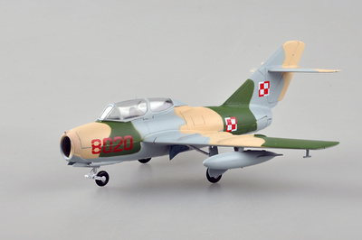 Mig-15 Fuerza aérea Polaca, 1:72, Easy Model