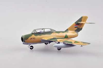 Mig-15 UTI Iraqi Air Force 1980, 1:72, Easy Model