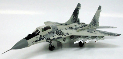 Mig 29 AS Slovakia Air Force-0921, 1:72, Witty Wings