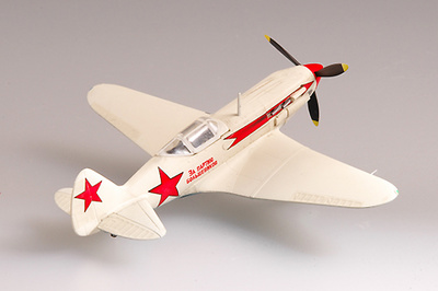 Mig-3, 12th IAP, Defensa Aérea de Moscú, 1942, 1:72, Easy Model