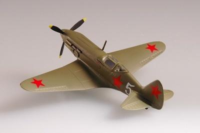 Mig-3, Aleksandr Pokryshkin, Fuerza Aérea Soviética, 1941/42, 1:72, Easy Model