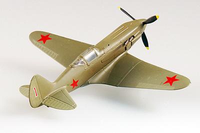 Mig-3 V.V.S., Fuerzas Aéreas Soviétcias, Frente de Finlandia, 1941, 1:72, Easy Model