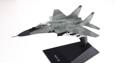 Mikoyan Mig-29, 1983, 1:150, DeAgostini