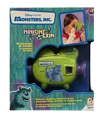 Minicinexin Disney, Monsters Inc.