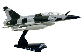 Mirage 2000B, 1:120, Model Power