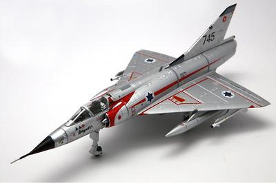 "Mirage IIICJ ""Shahak"", Israeli Air Force, 1967, 1:72, Falcon Models"